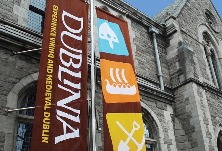 Branding History with Dublinia