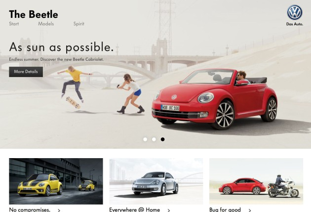 volkswagen-beetle-product-website