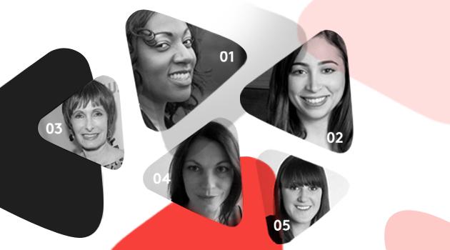 Top 5 Women in Tech
